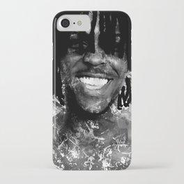 SOSA (BLACK & WHITE VERSION) iPhone Case