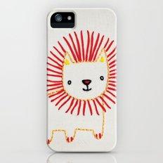 L Lion iPhone (5, 5s) Slim Case