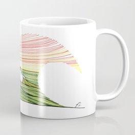 Wave double expo Coffee Mug