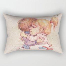 Cutie Pies Rectangular Pillow