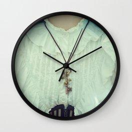 Copper Key Pendant in a vintage way... Wall Clock