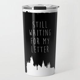 Hogwarts Letter Travel Mug