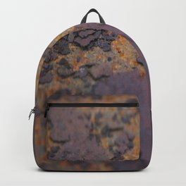 Rust on Rust rustic decor Backpack