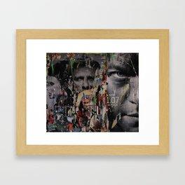 Super Gravità Framed Art Print