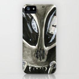 I'm Late iPhone Case