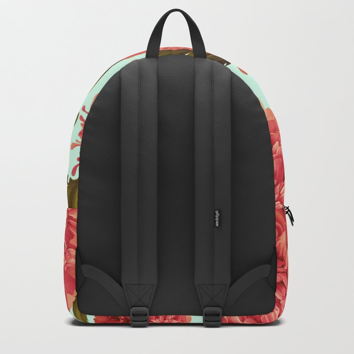 A Splash of Peony, A Dash of Color Backpack