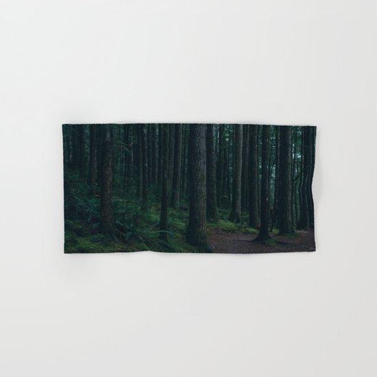 Forest mood Hand & Bath Towel
