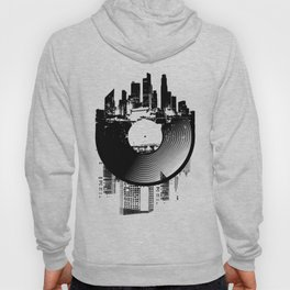 Urban Vinyl of Underground Music Hoody