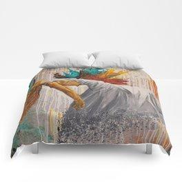 Vulnerable In Love Comforters