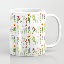 Spring Flowering Bulbs Coffee Mug