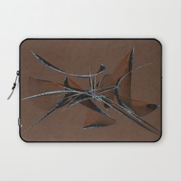 Stone Curve Abstract Laptop Sleeve