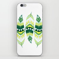 indiana iPhone & iPod Skins featuring Eerie Indiana  by Animaux Circus