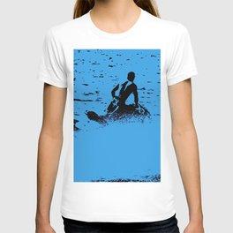 Blue Waters - Jet Ski Fun T-shirt