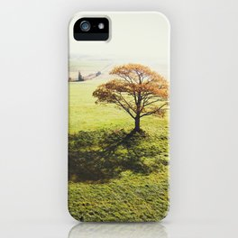 October Morning iPhone Case