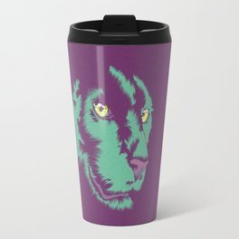 Panther Alt Travel Mug