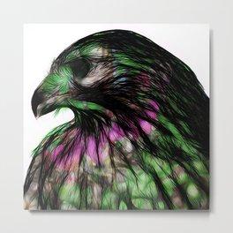 Hawk, v5 Metal Print