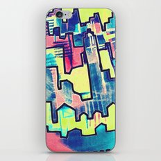 Neon City iPhone & iPod Skin