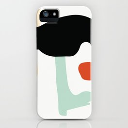Matisse Shapes 1 iPhone Case