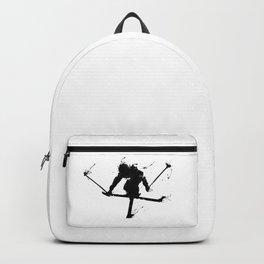 Ski jumper Backpack