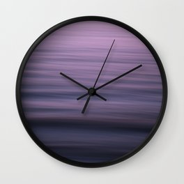 Ocean Calm Wall Clock
