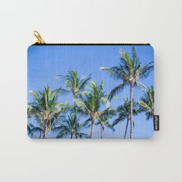 Palms in Living Harmony Carry-All Pouch