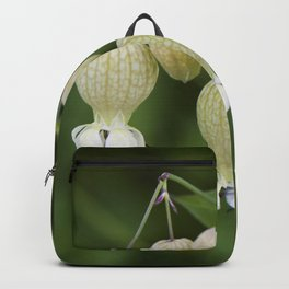 Green plant and nature Backpack