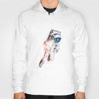 spaceman Hoodies featuring Spaceman by MUSENYO
