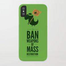 Occupy Jurassic Park Slim Case iPhone X