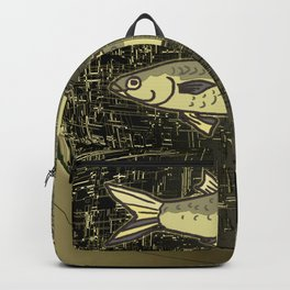 Planetary Mood 5b / Vertical Divergence 10-02-17 Backpack