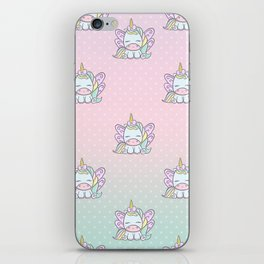 Blossom The Magical Unicorn iPhone Skin