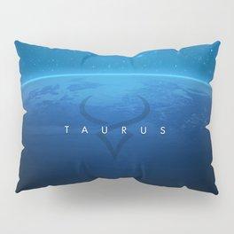 Taurus: Astrological Art Pillow Sham