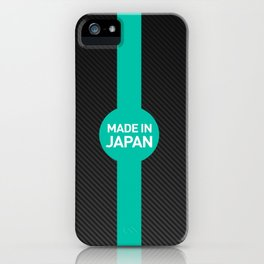 Made in Japan Carbon iPhone Case
