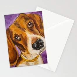 Arrogant Puppy Stationery Cards