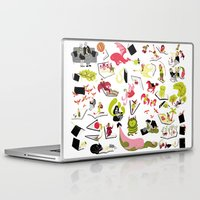 books Laptop & iPad Skins featuring books by Lara Paulussen