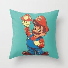 SHIGERU'S BIG BOY Throw Pillow