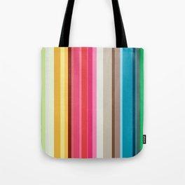 Rainbow Colors! Tote Bag