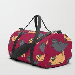 Acroyoga Pugs Duffle Bag
