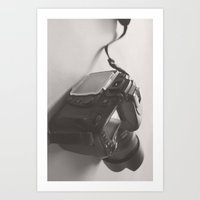 Camera one Art Print