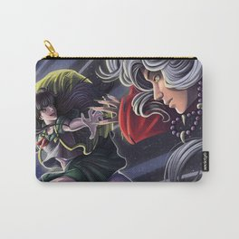 Into the Past Carry-All Pouch