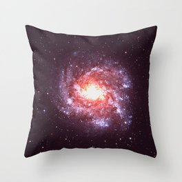 Star Attraction Throw Pillow