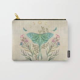 Luna and Forester - Oriental Vintage Carry-All Pouch