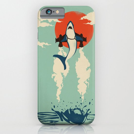 Up From the Deep iPhone & iPod Case
