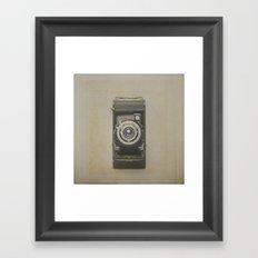 Vintage Kodak Framed Art Print