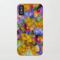 hippie iPhone & iPod Cases featuring Hippie Colors by Joke Vermeer