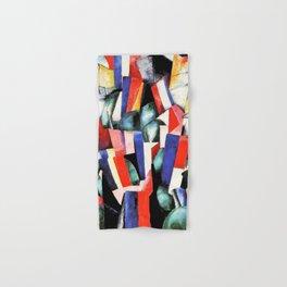 12,000pixel-500dpi - Aleksandra Ekster - Ville - city - Digital Remastered Edition Hand & Bath Towel