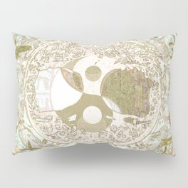 Let Love Be the Foundation Pillow Sham