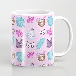 Pirate Cat Coffee Mug