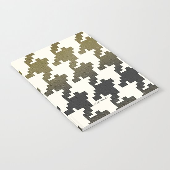 The Houndstooth Vault Notebook