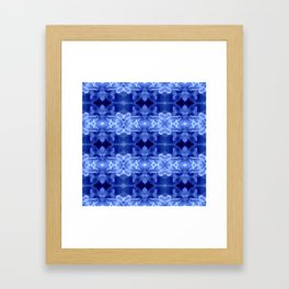 JELLYFISH LACE Framed Art Print