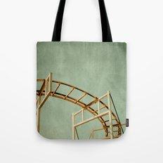 Summer Ride Tote Bag
